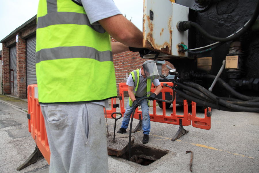 Emergency Drain Cleaning in Blackpool