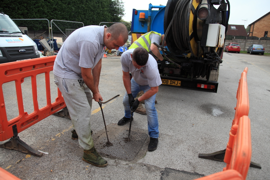 Emergency Drain Cleaning in Blackburn