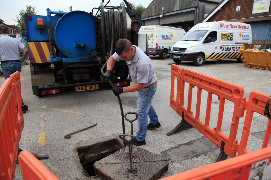 Blocked Drains in Blackburn