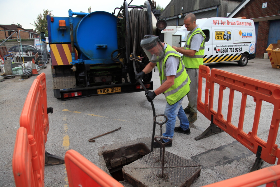 Emergency Drain Cleaning in Chorley