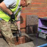 CCTV Drain Survey in Chorley