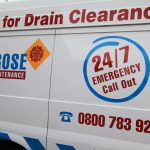emergency drain cleaning in Blackburn