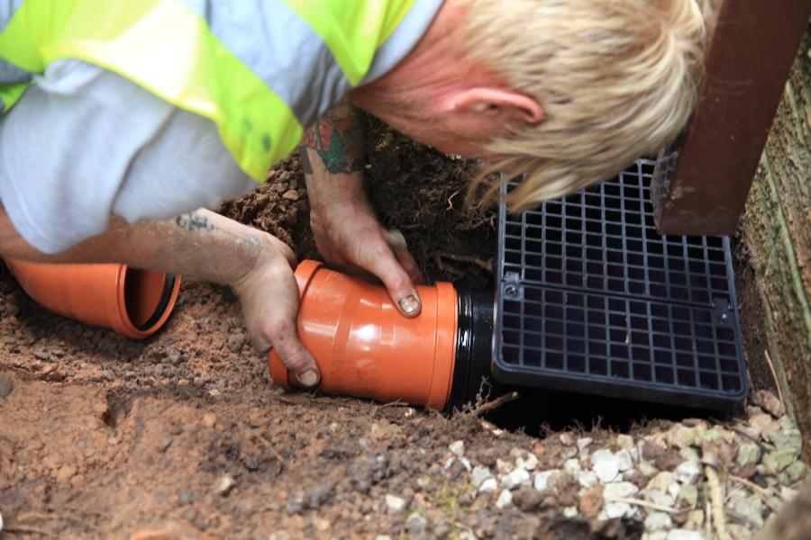 Drainage Problem in Preston