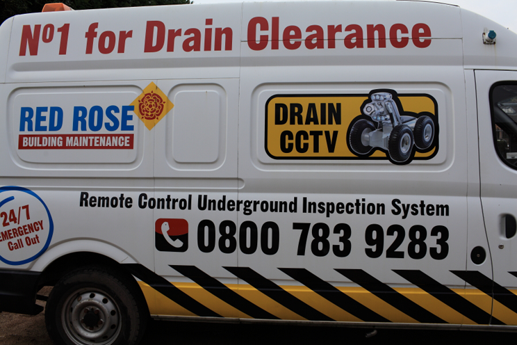 CCTV Drain Survey in Chorley