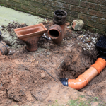 Drain Construction in Chorley