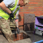 emergency drain cleaning in Preston