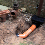 Drain Construction in Burnley